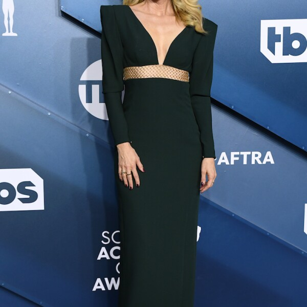26th Annual Screen Actors Guild Awards, Arrivals, Fashion Highlights, Shrine Auditorium, Los Angeles, USA - 19 Jan 2020