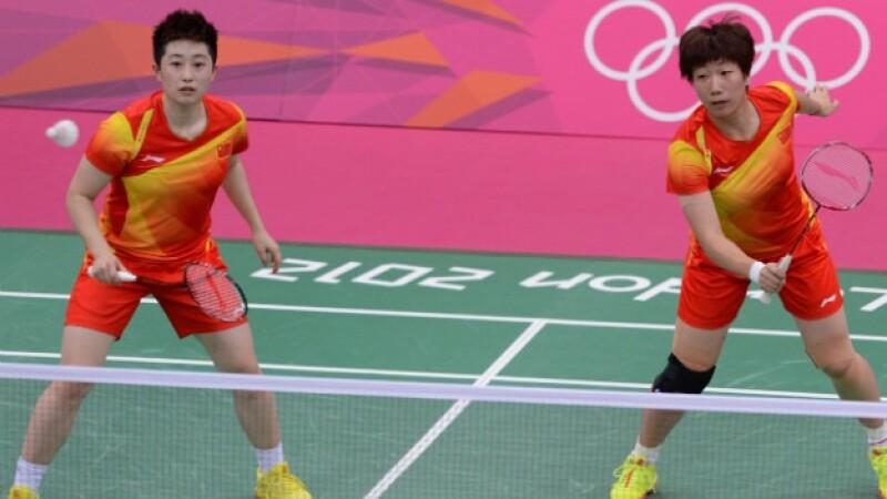 Bádminton jugadoras china escandalo juegos olimpicos londres 2012