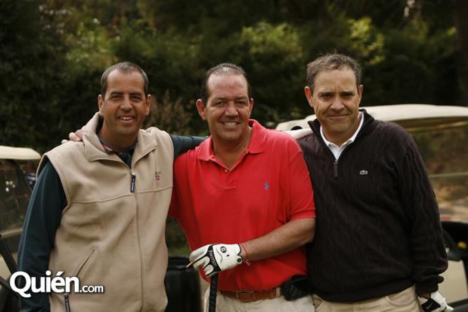 Fernando Poo,Luis Campillo,Pedro Olavarri