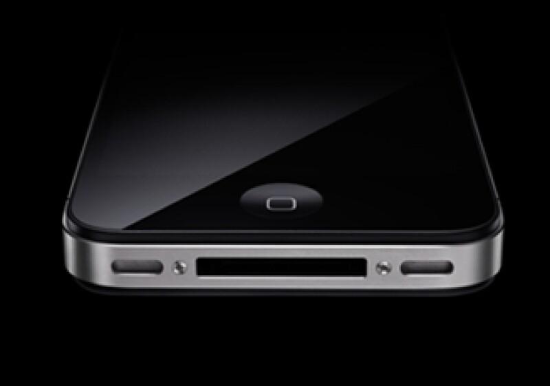 México es el primer país en Latinoamérica que recibe el móvil inteligente. (Foto: Foto tomada de Apple.com)