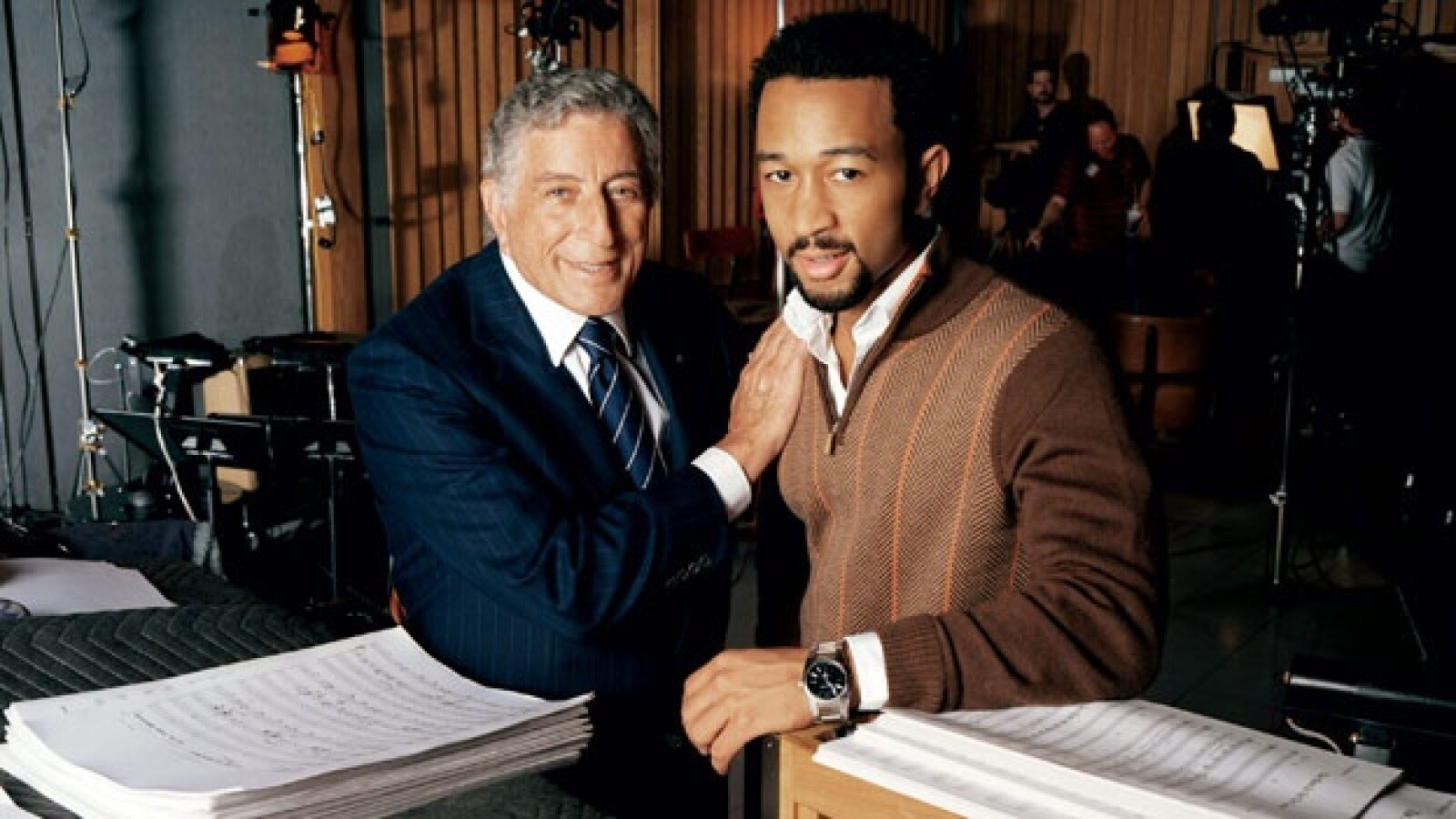 Tony Bennett y John Legend