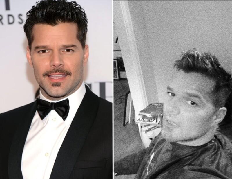 Ricky Martin, Galilea Montijo y Bárbara Mori decidieron hacer algunos `arreglitos´a su imagen. ¿Te gusta cómo se ven ahora?