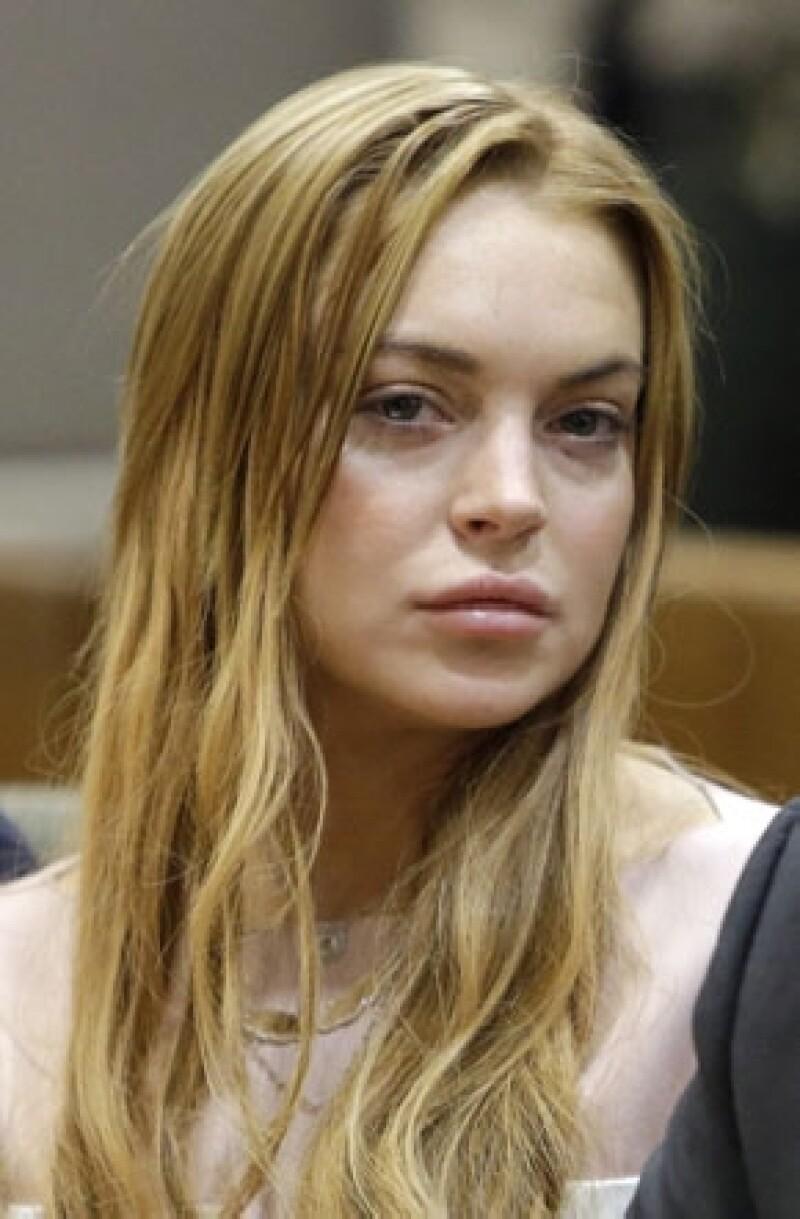 La actriz y cantante aceptó un acuerdo de culpabilidad por los cargos que le impusieron cuando chocó su auto, y el castigo la llevará a 90 días de rehabilitación, lo que la salvará de ir a la cárcel.