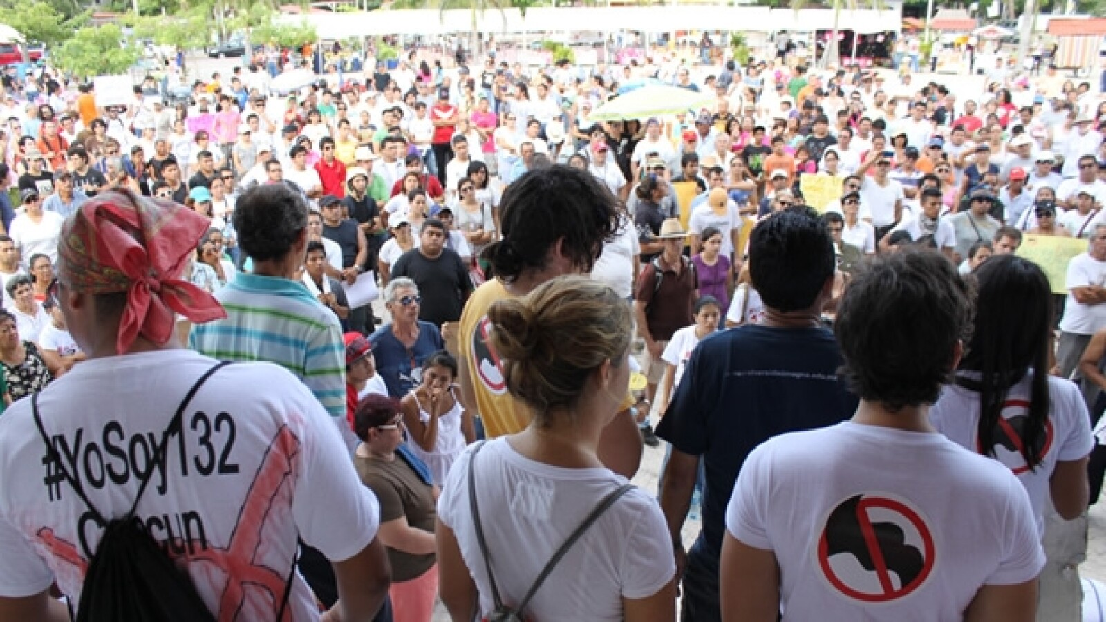 cancun marcha 22 de julio