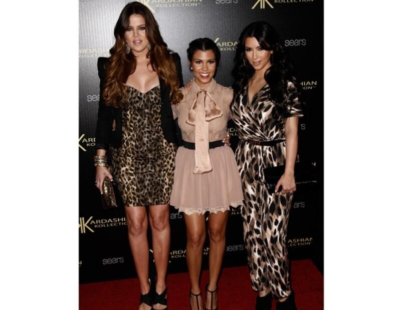 Khloe ha declarado que en su adolescencia se sentía distinta a sus hermanas.