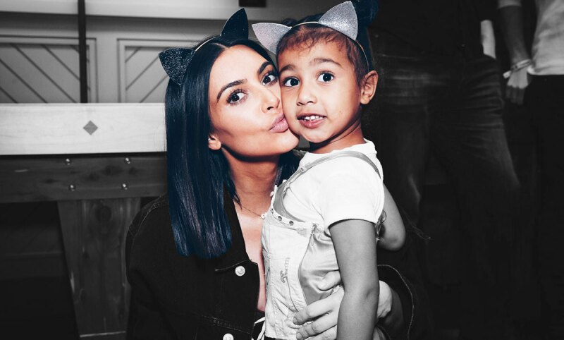 kim-kardashian-north-west (1)