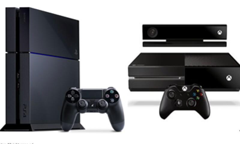 La PlayStation 4 y la Xbox One lucharán por atraer a nuevos consumidores este fin de año. (Foto: Especial)
