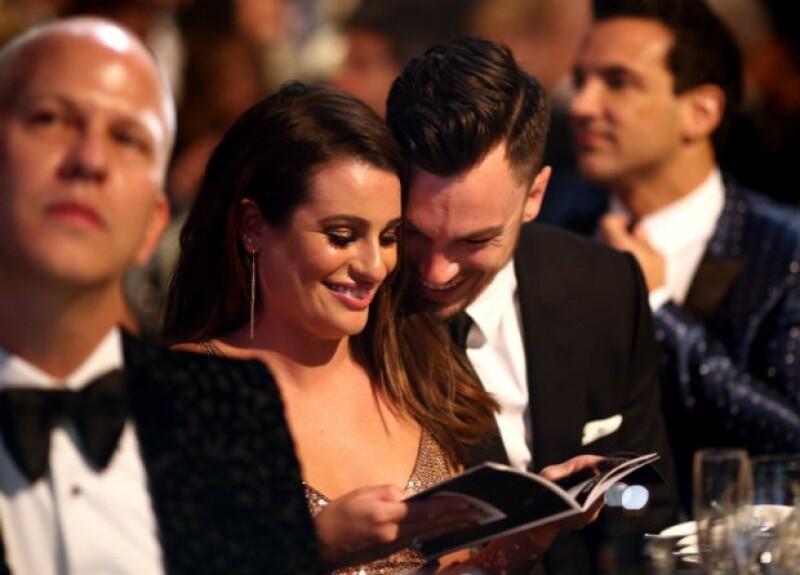 La actriz y cantante decidió llevar su noviazgo a un nivel más público y acudió acompañada con su reciente galán a una gala en Hollywood la noche del miércoles.