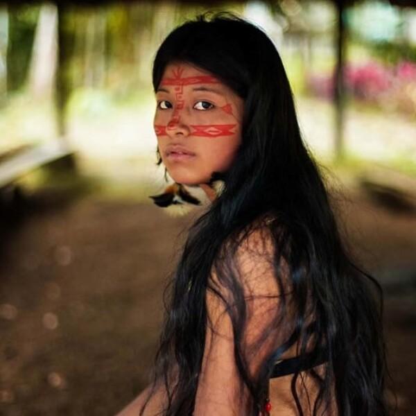 mujer amazonas