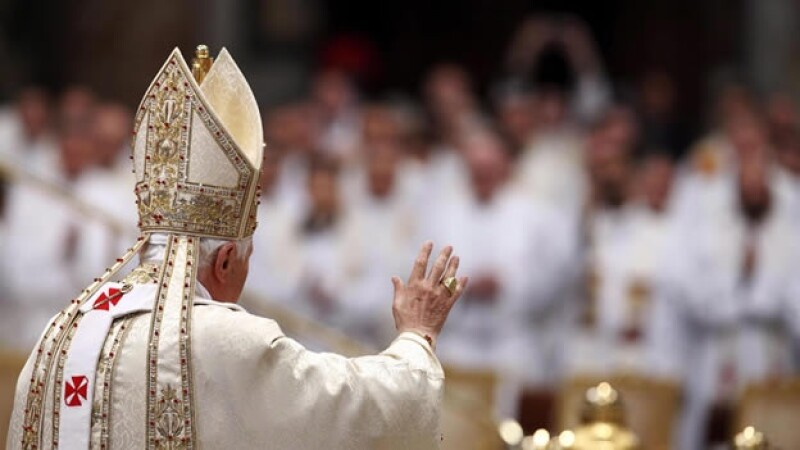 Benedicto XVI Semana Santa