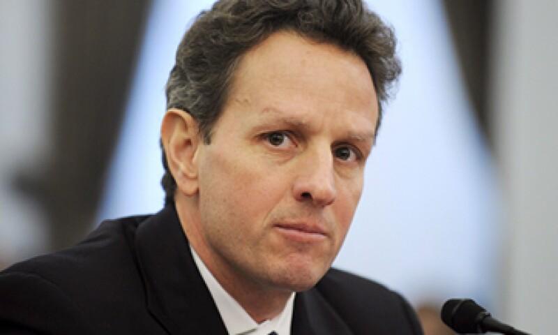 El libro Stress Test narra los difíciles años de Timothy Geithner en la época de rescates financieros. (Foto: EFE)