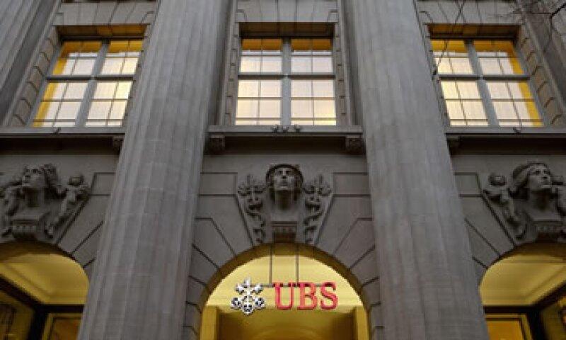 UBS no sería penalizado por la manipulación de las tasas de interés. (Foto: Reuters)