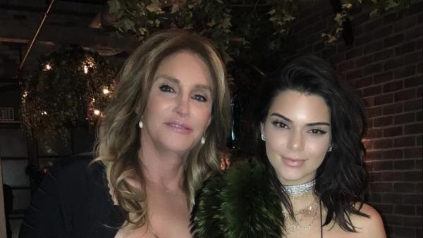 Caitlyn Jenner foto nunca antes vista con Kendall Jenner