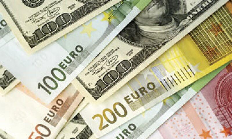 La crisis en Europa y la deuda en EU pondrá mayor presión al peso mexicano.  (Foto: Photos To Go)