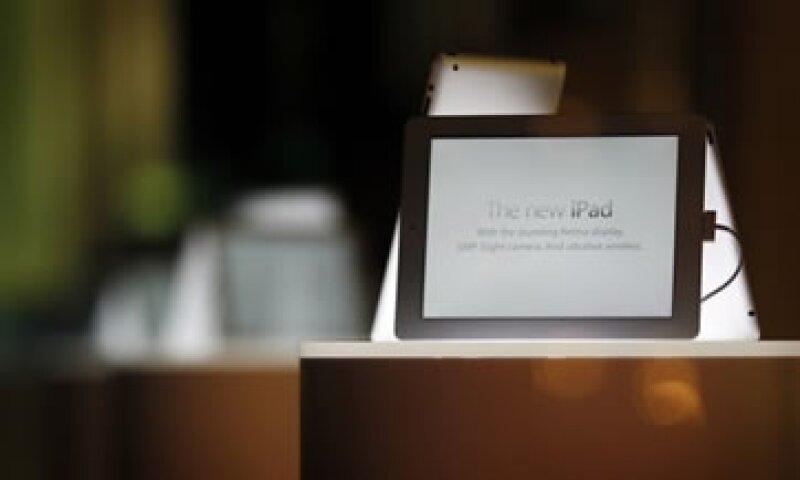 Apple había acordado publicar que la advertencia de que el producto no es compatible con las redes actuales en Australia. (Foto: Reuters)