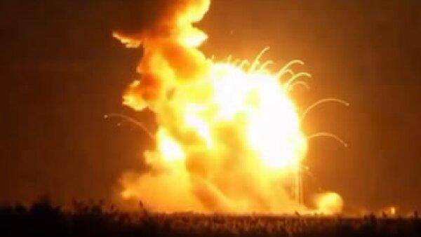 Nadie resultó herido durante la explosión del cohete, de acuerdo con la NASA y Orbital. (Foto: Reuters )