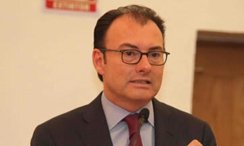 El secretario de Hacienda dijo que se busca preservar la estabilidad macroeconómica.(Foto: Notimex )