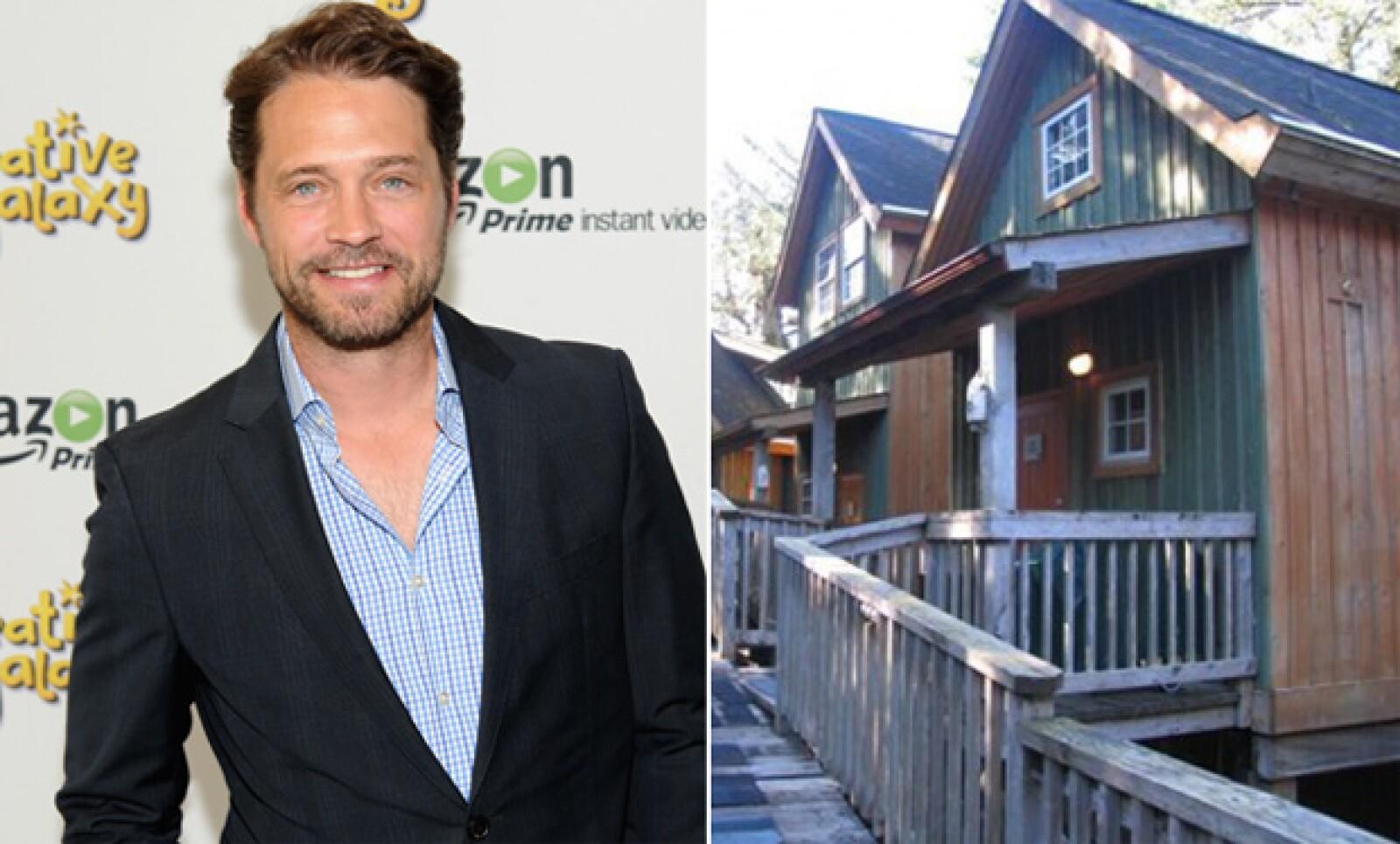 Tal parece que Beverly Hills 90210 le dejó mucho más que cientos de fans a Jason Priestley. El actor es dueño de este acogedor hotel llamado Terrace Beach Resort, en la provincia canadiense de British Columbia.
