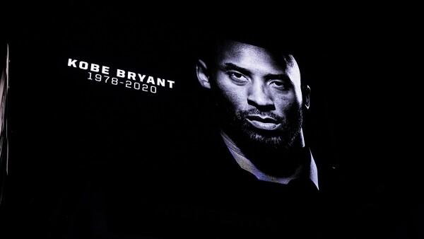 Kobe Bryant muere leyenda