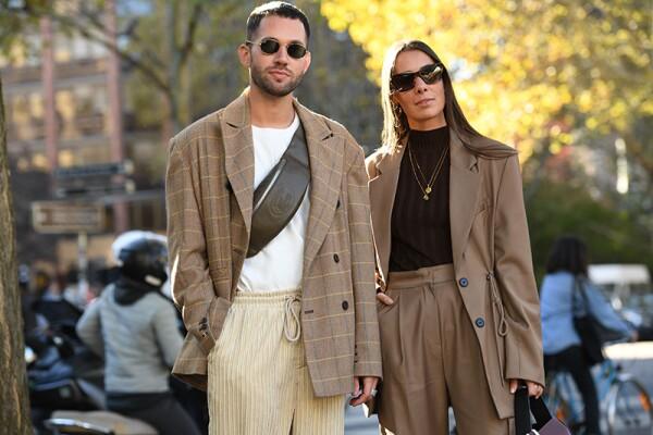 Street Style, Spring Summer 2019, Paris Fashion Week, France - 25 Sep 2018