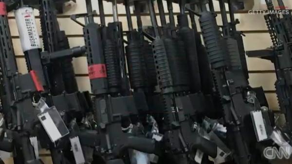 ¿Por qué suben las acciones de las armas luego de las matanzas?