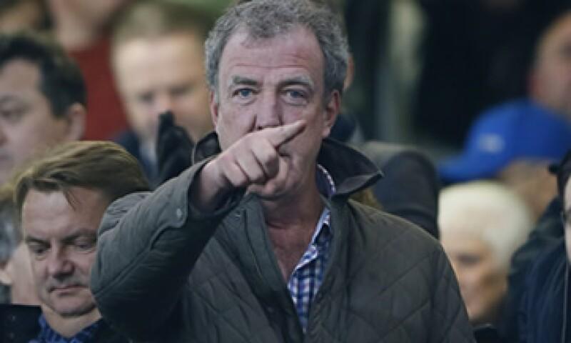 Jeremy Clarkson tiene una fortuna valuada en 50 millones de dólares. (Foto: Reuters )