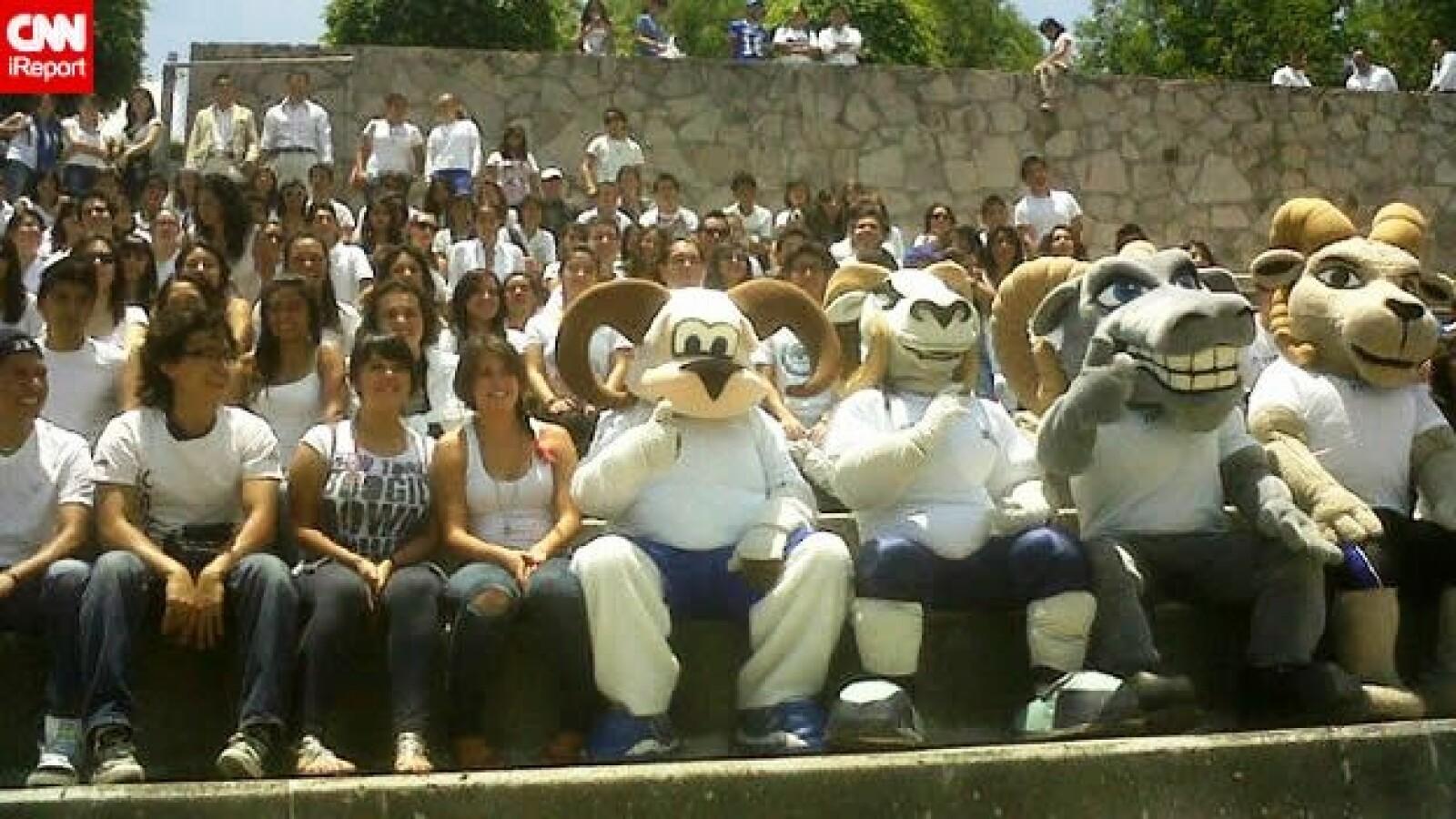 estudiantes Tec CEM