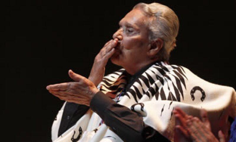 La intérprete tenía 93 años de edad. (Foto: AP)