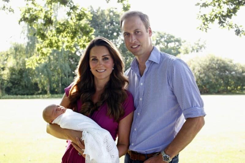 A pesar de que se sabía que el bebé real saldría de gira con sus padres, se ha confirmado que los Duques y el pequeño viajarán a Nueva Zelanda y Australia en abril de este año.