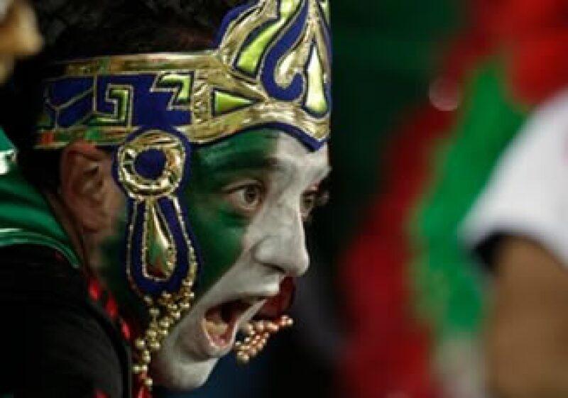 México ganó de manera contundente al subcampeón del mundo. (Foto: AP)