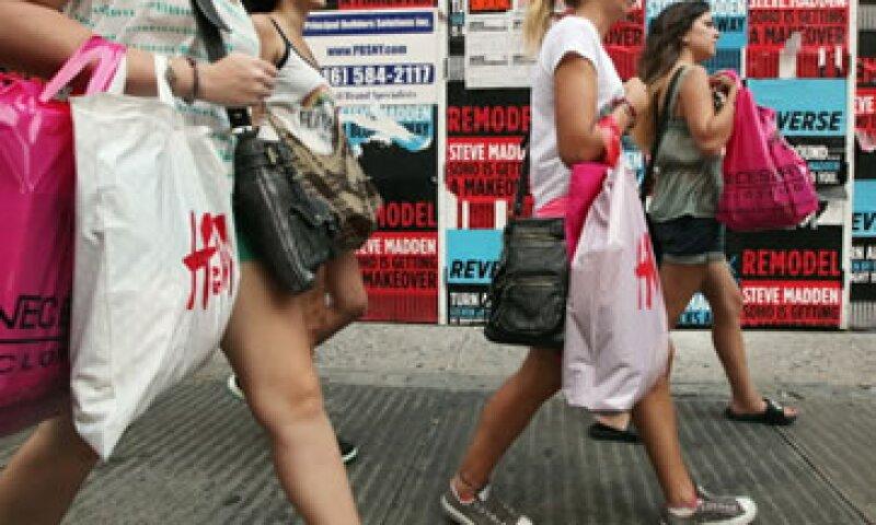 El gasto privado explica dos tercios de la demand agregada total del país. (Foto: Getty Images)