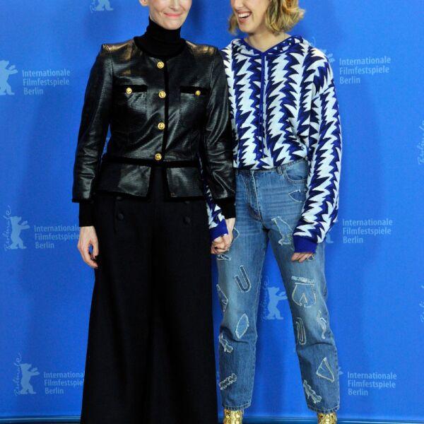 'The Souvenir' photocall, 69th Berlin Film Festival, Germany - 12 Feb 2019