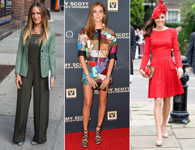 Style Icons Las Mujeres Que Marcaron Los Años En La Moda