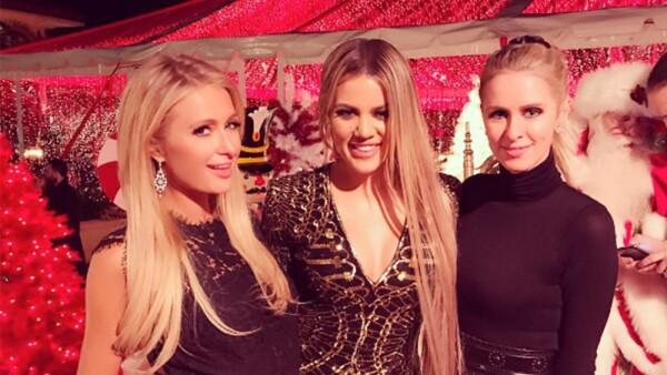 Paris Hilton, Khloé Kardashian