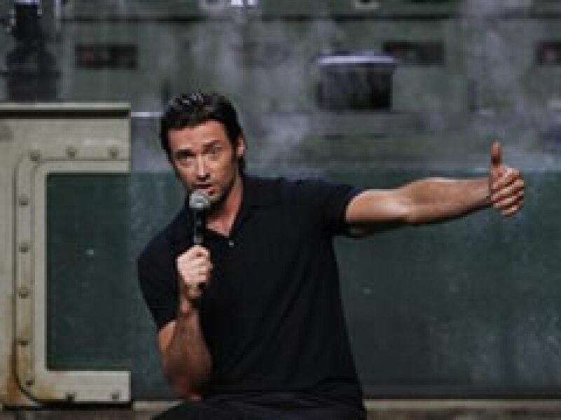 El actor condenó la aparición de su nueva cinta en Internet. (Foto: Reuters)