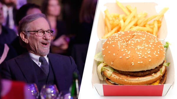Steven Spielberg vs Carl's Jr.
