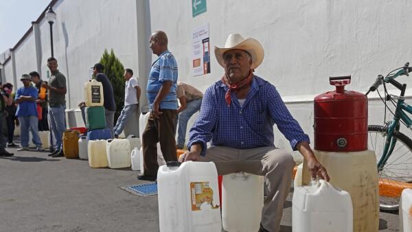 Gasolina en Jalisco