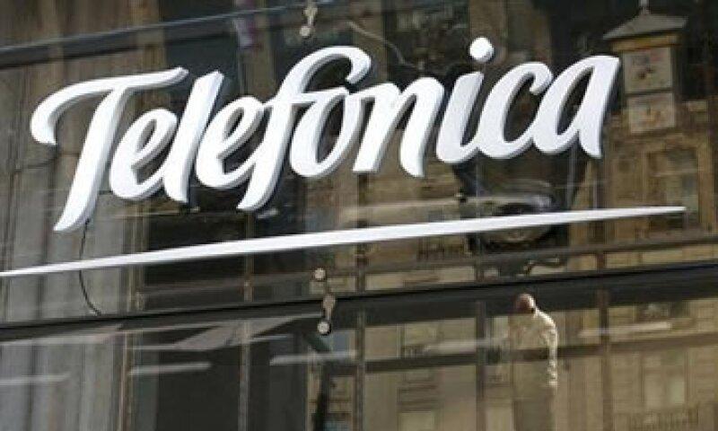 Telefónica cerró el trimestre con una deuda de 51,809 mde. (Foto: Reuters)