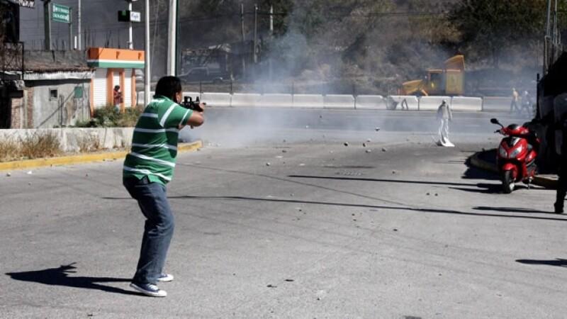 manifestación guerrero ayotzinapa 3