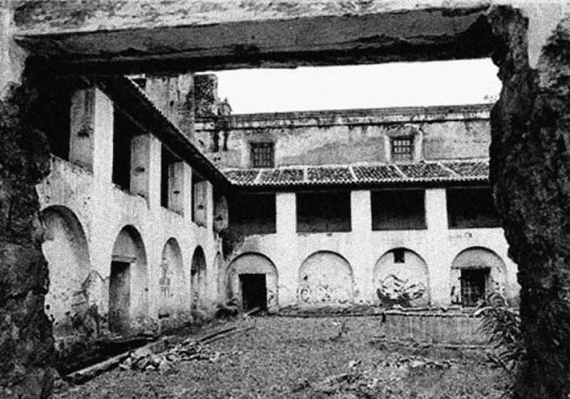 Ex Convento Santo Domingo