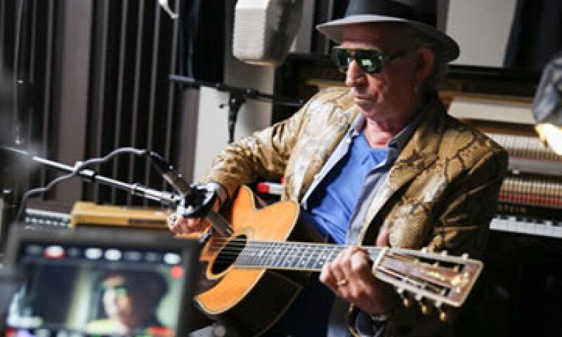 El documental sobre Richards relata los orígenes del músico. (Foto: Getty Images)