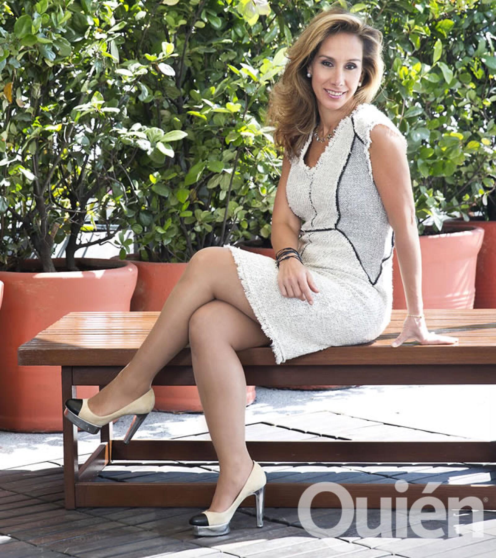 Carla Juan Chelala,  Directora general Mercadotecnia Banorte Grupo Financiero. En 2013 generó 245 mil impactos publicitarios para Banorte.