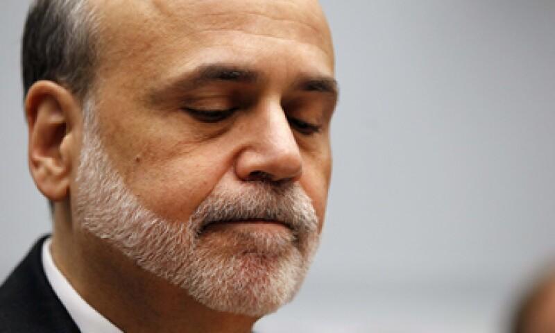 Ben Bernanke evita referirse en forma directa al panorama de la política monetaria de EU. (Foto: Reuters)