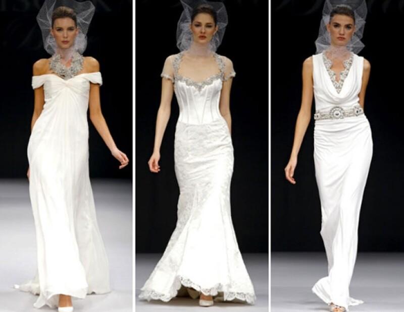 ff3ede3ba Qué vestido de novia usará Angelina Jolie