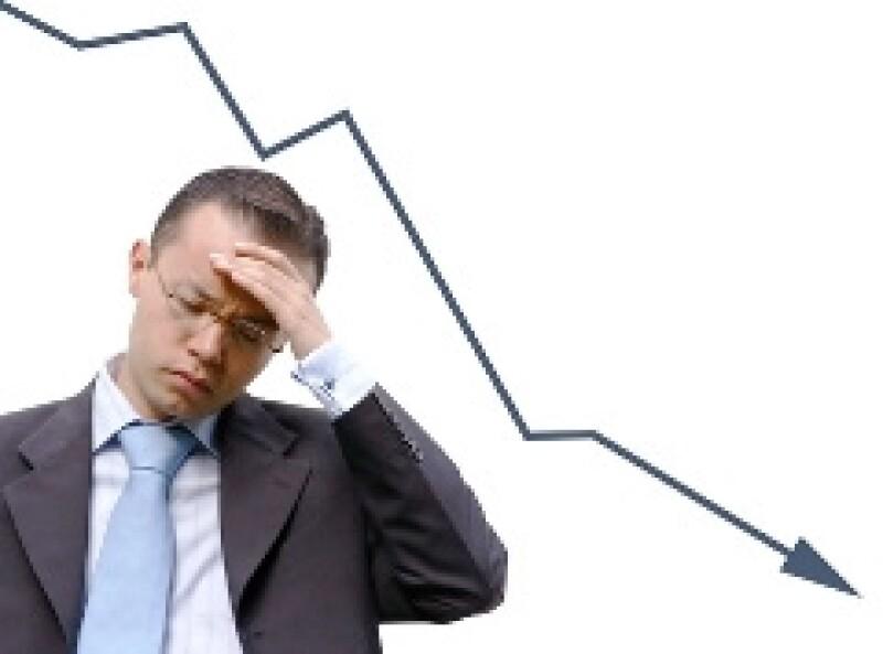 La recesión reduce las ventas y la liquidez de las empresas para cumplir con el pago de su deuda. (Foto: Archivo)