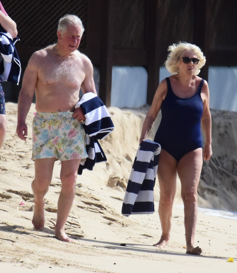 EXC  Prince Charles, Camilla Parker