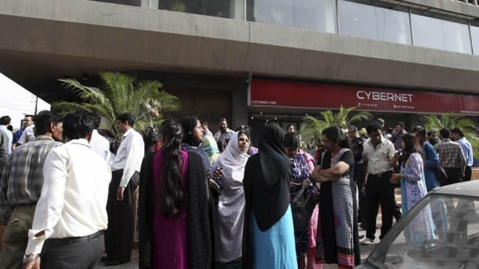 Pakistán terremoto 2