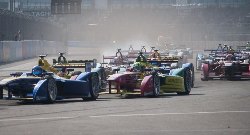CIE controla el Autódromo Hermanos Rodríguez donde se lleva a cabo el Gran Premio de México de la F1.
