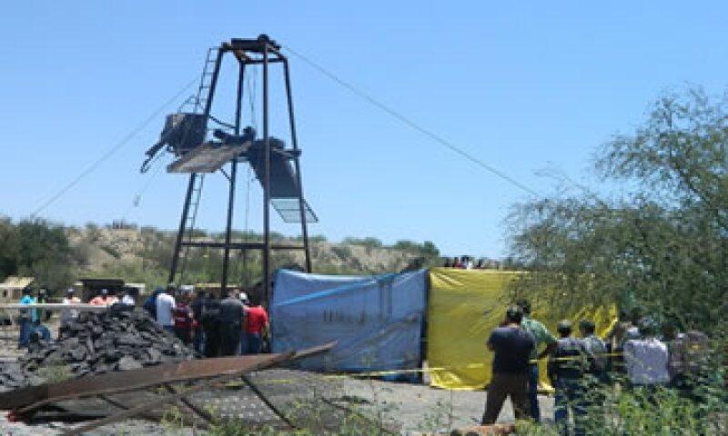 La organización dice que lo ocurrido el viernes debe considerarse como un homicidio industrial. (Foto: Notimex)