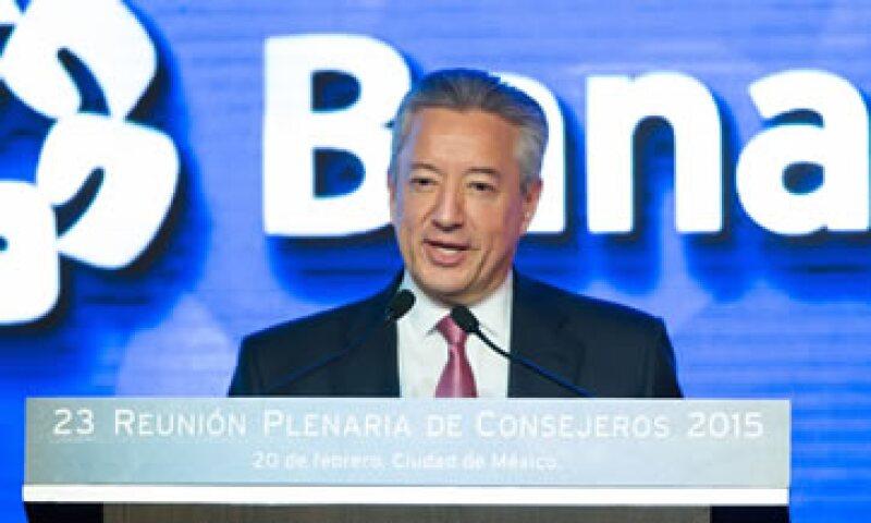 Manuel Medina Mora participó en la Reunión Plenaria de Consejeros de Banamex. (Foto: Cortesía Banamex )